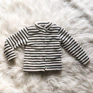 Cute fuzzy jacket from Nautica 4T